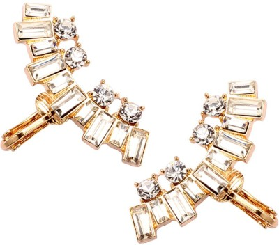 20Dresses Shine On Me Crazy Metal Cuff Earring