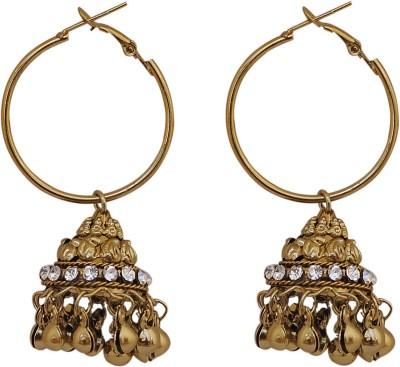 Oars KJO Alloy Jhumki Earring