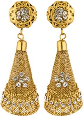 CTW Bollywood Net Traditional Alloy Jhumki Earring