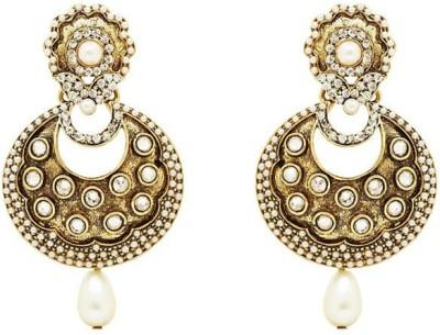 Saashis Closet Ethnic Alloy Drop Earring