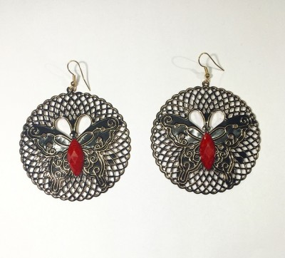 For My Fashion ALL TIME FASHION EARING Alloy Drop Earring