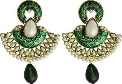 Aura Collection Statement25 Alloy Drop Earring