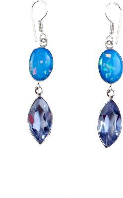 vaibhav fashion German Silver Drop Earring