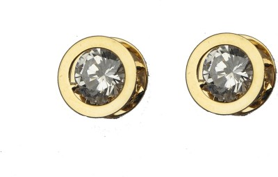Itz About U Nys Sparkle Alloy Stud Earring