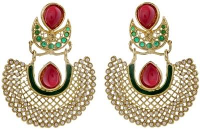 the jewelbox Brass Dangle Earring