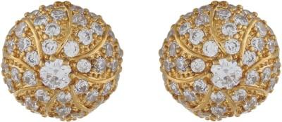 Classique DesignerJewellery Sunshine Pearl Alloy Stud Earring