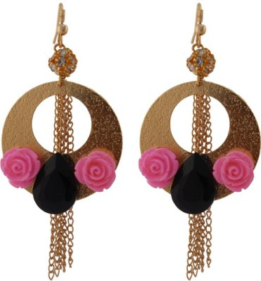 TM FASHIONS Spring Sparkle Alloy Dangle Earring