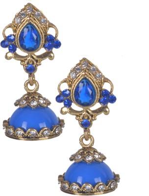Aakhya JHM3 Alloy Jhumki Earring