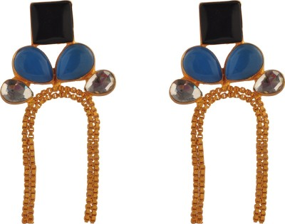 Ltd Edition LTD BR-GP15 Brass Drop Earring