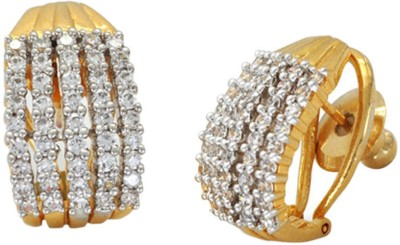 Jewels Gehna Cubic Zirconia Alloy Clip-on Earring