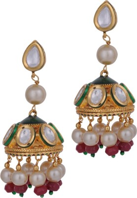 Anannya Jewelry Style Diva Copper Jhumki Earring