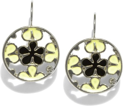 Svelte Exclusive Designer Swarovski Crystal Alloy Drop Earring
