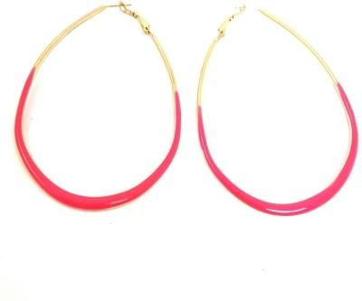 Ammvi Alloy Hoop Earring