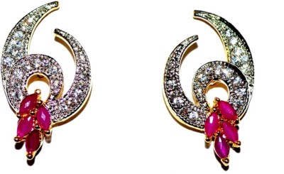 Crazy Carting Beauty Fashion Zircon Alloy Drop Earring