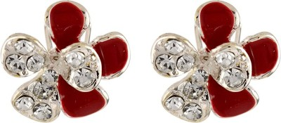 Aahaan silver_shine_JC_01 Alloy Clip-on Earring
