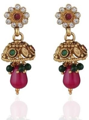 Panini Alloy Jhumki Earring