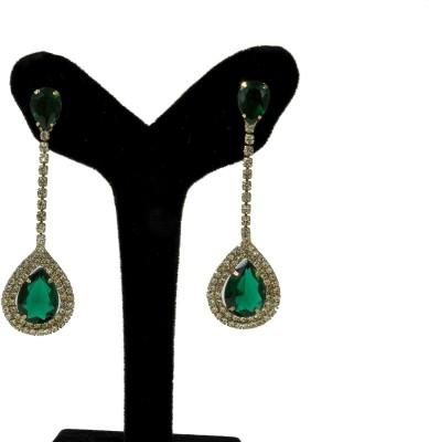 Arohi Jewells & Gems Fashion Earing Copper Drop Earring