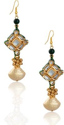 Zevar CHAKRA DROP EARRINGS Copper Earring Set