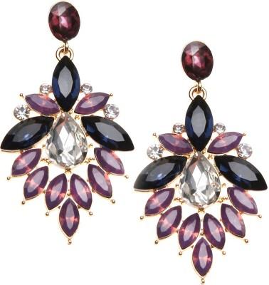 AQ Eliska Crystal Crystal Drop Earring