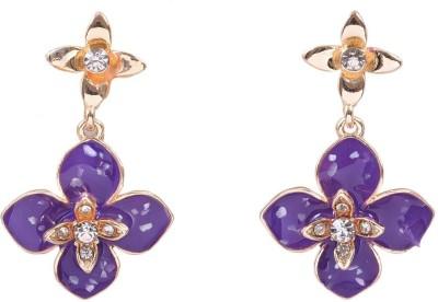 The Kewl Korner Fashion Earrings Metal Dangle Earring
