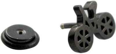 Wise Pebbles Accessories Stainless Steel Stud Earring