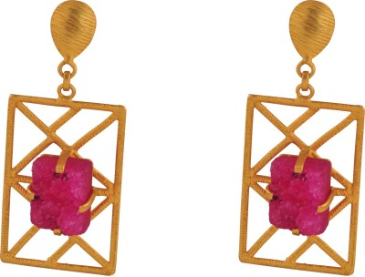 Ltd Edition LTD BR-GP5 Brass Drop Earring