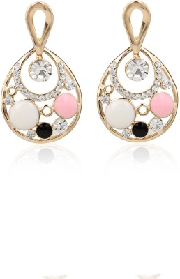 Svelte Exclusive Designer Swarovski Crystal Alloy Dangle Earring