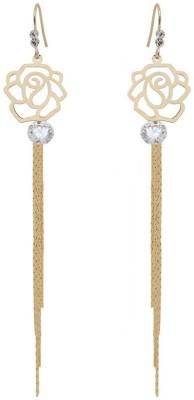 Saashis Closet Ideal Alloy Tassel Earring
