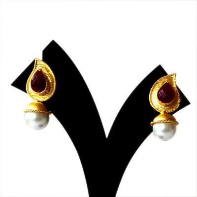 Vihana Arts Style Diva Alloy Drop Earring