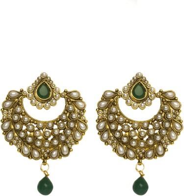 Joyas Stylish Look Copper Chandbali Earring