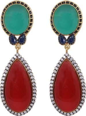 Jewelfin Girls Choice Alloy Drop Earring