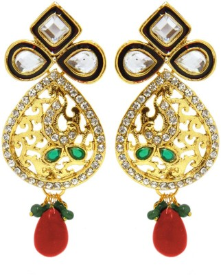 Peora Traditional Alloy Drop Earring