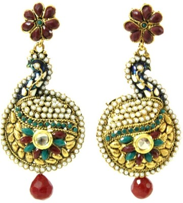 Colors Inc. Wedding Jewellery Alloy Chandelier Earring