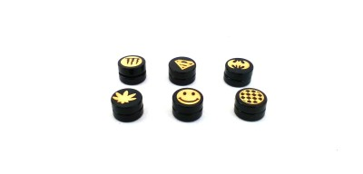 asa products Metal Magnetic Earring