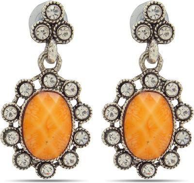 Luxor Elegant Sparkle Alloy Drop Earring