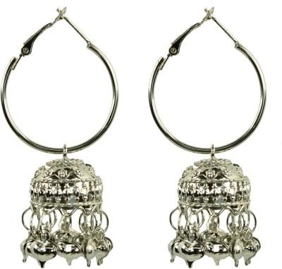 Suvini Style Diva Alloy Jhumki Earring