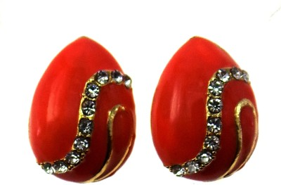 Modish Look Party Alloy Stud Earring