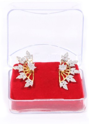 Hanishka Alloy Cuff Earring