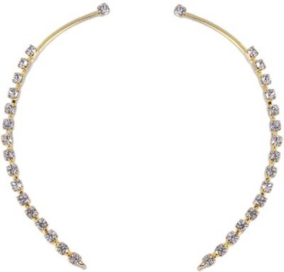 Rashi Jewellery Forever Carat Cubic Zirconia Alloy Cuff Earring