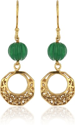 Thingalicious Moroccan Inspired Alloy Dangle Earring