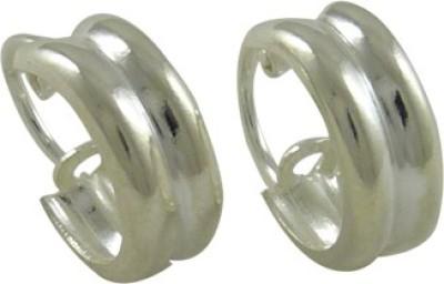 Miska Silver Beautiful Silver Hoop Earring
