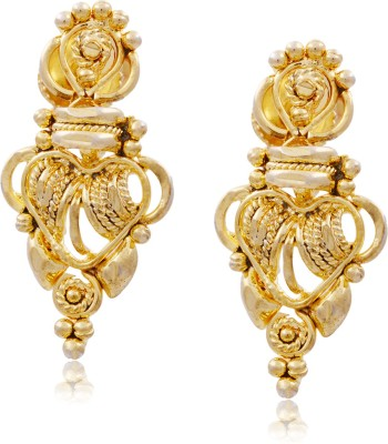 Jewbang Traditional Style Alloy Drop Earring