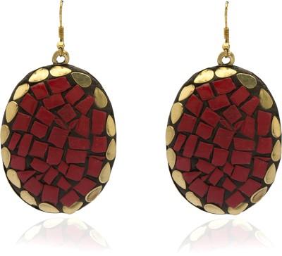 Spanishtree WER-10 Stone Dangle Earring