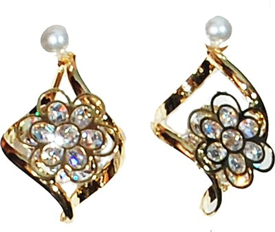 ANAHI Queens Tungsten Drop Earring