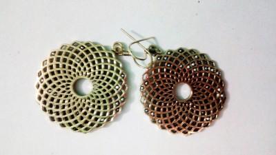 zenith jewels princess72 Brass Stud Earring