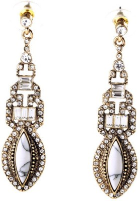 femnmas Celebrity Fashion Zinc Drop Earring