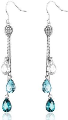 Prishi Impex Drop & Fall Zinc Dangle Earring