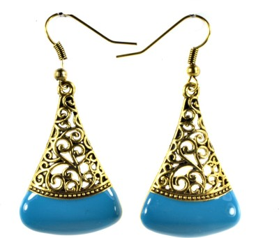 Mohfashions Sparkle Alloy Dangle Earring