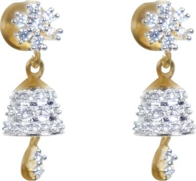 Valentina J19S134 Alloy Jhumki Earring