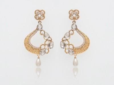 Vanila VAWE15 Alloy Drop Earring
